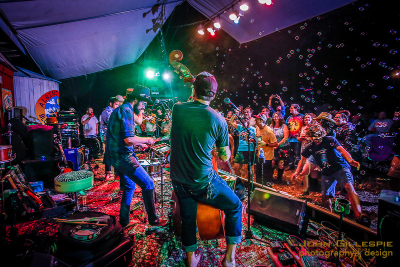 Albino Skunkfest Music Festival